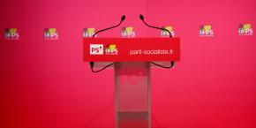 Le PS ne compte plus qu'une petite trentaine de députés, soit environ dix fois moins que lors de la précédente législature.