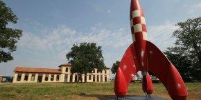 La Ferme de Pinot à Blagnac, en face du musée Aeroscopia