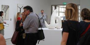 . Le plus grand chantier muséal de l'année en France a été confié à l'agence d'architectes britannique Stanton William, réputée pour son savoir-faire dans l'aménagement d'espaces contemporains sur des sites historiques à l'instar de l'aménagement muséographique de la Tour de Londres, du Théâtre de Belgrade à Coventry, et, plus récemment, des 7 galeries de céramiques du Victoria & Albert Museum.