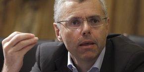 Michel Combes, le PDG de SFR et DG d'Altice.