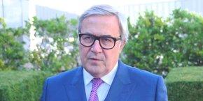 Alain Lacroix, Président de la CCIR PACA