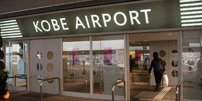 L'aéroport de Kobe est le troisième aéroport de la région du Kansai.