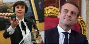 La présidente de la Région Occitanie critique la méthode d'Emmanuel Macron