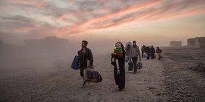 La programmation fera un zoom sur la bataille de Mossoul