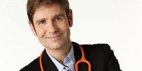 Gérald Kierzek, médecin urgentiste et chroniqueur sur Europe 1 et France 5 (Le Magazine de la Santé)
