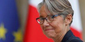 Elisabeth Borne, ministre en charge des Transports.
