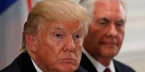 Donald Trump doit prononcer un discours très attendu à la tribune de l'assemblée générale des Nations unies.