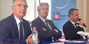 Pierre Vieu (AMM), Zoran Jelkic (Air France KLM), Emmanuel Brehmer (AMM)
