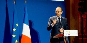 Le Premier ministre Edouad Philippe, intervenant lors de la 17e conférence des villes, a tenté de rassurer les élus locaux inquiets de la suppression de la taxe d'habitation et du plan d'économies de 13 milliards d'euros demandés aux collectivité locales.