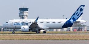 SN Auvergne Aéro va fournir des pièces pour l'Airbus 1320neo