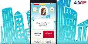 L'application FinQuiz est téléchargeable sur les smartphones tournant sur iOS et Android.