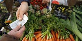 Le gaspillage alimentaire représente 20 kilos de déchets par an et par personne en France, selon le ministère de l'Agriculture.