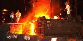 Bayonne affirme son rang de plateforme sidérurgique du Sud-Ouest.