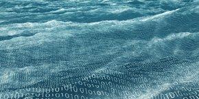 Grâce au big data, la start-up e-Odyn est capable calculer les courants océaniques