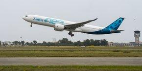 Airbus entame une campagne de 1400 heures de vols d'essais.