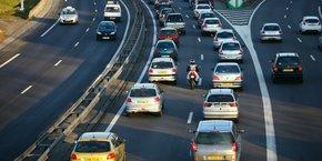 En Occitanie, moins de 10 % des navetteurs se rendent au travail en transports en commun.