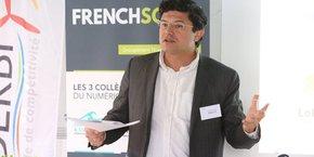 Yann Guiomar, CEO de Sensing Labs