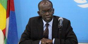 bdou Dieng, directeur régional du Programme alimentaire mondial pour l'Afrique de l'Ouest et centrale.