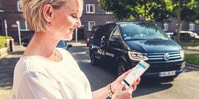 Le groupe Volkswagen a lancé Moia, une marque consacrée aux nouvelles mobilités: location, covoiturage...
