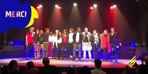 Lundi 27 novembre se tenait au Théâtre L'Européen à Paris la première édition des Diversidays en partenariat avec La Tribune.