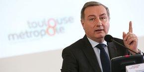 Jean-Luc Moudenc lance un appel à projets innovants pour les réserves foncières de l'agglomération toulousaine.