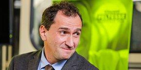 Vincent Feltesse, ici lors de la dernière campagne des élections municipales à Bordeaux