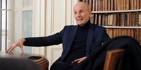 Francis Cholle, fondateur de The Human Company