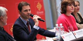 Thomas Bascaules est le directeur d'AD'OCC, la nouvelle agence régionale de développement économique