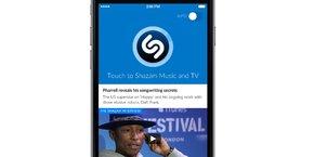 Selon Tech Crunch, Apple pourrait débourser de l'ordre de 300 millions de livres (340 millions d'euros ou 400 millions de dollars) pour s'offrir l'appli Shazam.