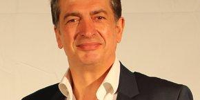Pascal Chavernac, P-dg de Sigma Méditerranée
