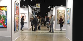 8000 visiteurs ont participé à cette 1e édition de la foire Art Montpellier