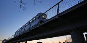 La troisième ligne de métro est évaluée à 2,7 milliards d'euros.