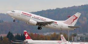 Le trafic passagers de Tunisair pour les pays nord-américains, dont la part de marché reste inférieure à 1,4%, a enregistré une importante progression de 49,4%.