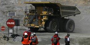 Le gouvernement zambien compte atteindre la barre du million de tonnes de cuivre produits en 2018, un regain d'activité facilité par les efforts consentis par Lusaka en matière d'infrastructures électriques