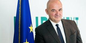Stéphane Boujnah, le président directeur général d'Euronext.