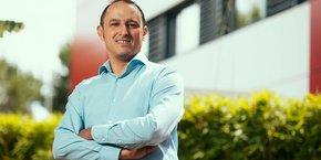 Fabien Ramperez, fondateur de la start-up nîmoise