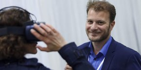 Maxime Ros, CEO de Revinax.