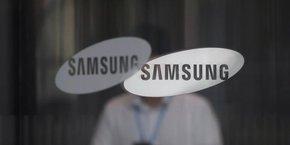 La firme a lancé au cours du premier trimestre son dernier téléphone portable phare, le Galaxy S9, qui a reçu des critiques favorables, ce qui a contribué à la hausse des bénéfices.