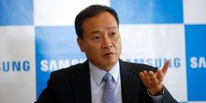 Le patron Afrique de Samsung, Yung Soon, a profité d'un passage à Nairobi pour annoncer l'intention du groupe de doubler la part du marché africain dans son chiffre d'affaires.