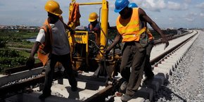 A terme, la future ligne ferroviaire de 400 kilomètres reliera le port sec d'Isaka en Tanzanie à Kigali au Rwanda.