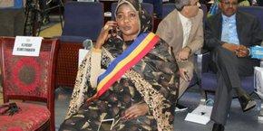 Mariam Djimet Ibet, maire de N'Djamena,a été suspendue de ses fonctions.