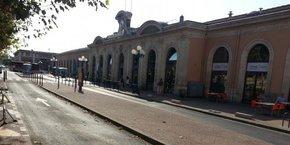 Le chantier du PEM vise à retourner la gare de Bziers vers le centre-ville et à l'interconnecter au réseau de mobilité régional