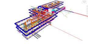 Le BIM est une maquette numérique pour faciliter la tenue d'un chantier et la maintenance par la suite.