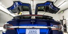 Modèle Tesla