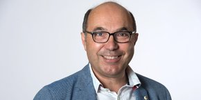 Jacques Soumeillan, le nouveau président d'IntuiLab va s'atteler au développement commercial de l'entreprise.