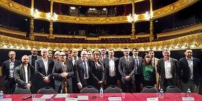 Le Club mécènes Berlioz était présenté à l'Opéra Orchestre National de Montpellier le 15 février.