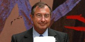 Martin Bouygues, le chef de file du groupe Bouygues, maison-mère de Bouygues Telecom.