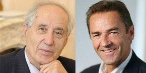 Jacques Barthélémy et Yves Fromont.