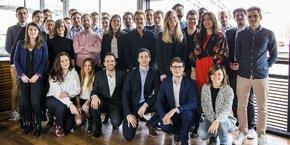 Début mars 2018, la jeune équipe de Privateaser a levé 10 millions d'euros.