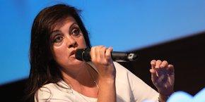 France Charruyer est avocate spécialisée sur les questions numériques
